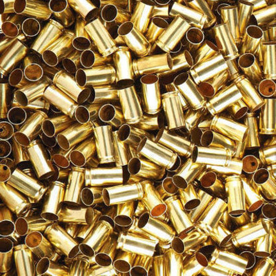 45 ACP SPP Once Fired Brass
