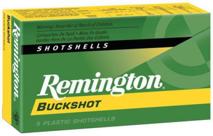 Remington 12 gauge 0 Buckshot