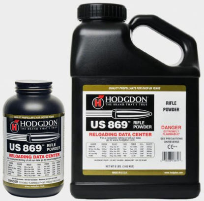 Powder Hodgdon US869 1 lb - US Reloading Supply