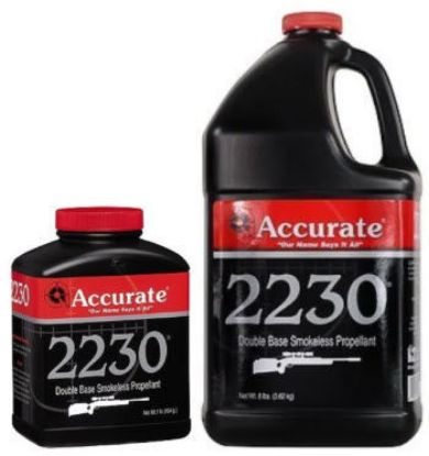 Powder Accurate 2230 1 lb | US Reloading Supply