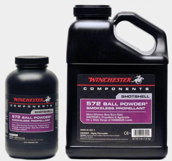 Winchester 572 Ball Powder 1lb | US Reloading Supply