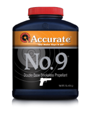Powder Accurate No. 9 1 lb   US Reloading Supply