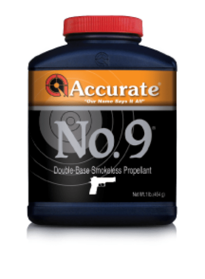 Powder Accurate No. 9 1 lb | US Reloading Supply