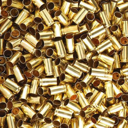 4000 40 S&W Once Fired Reloading Brass Luger | US Reloading Supply