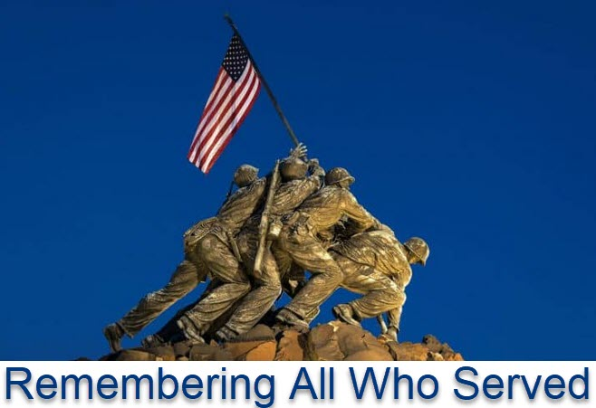Remembering All Who Served